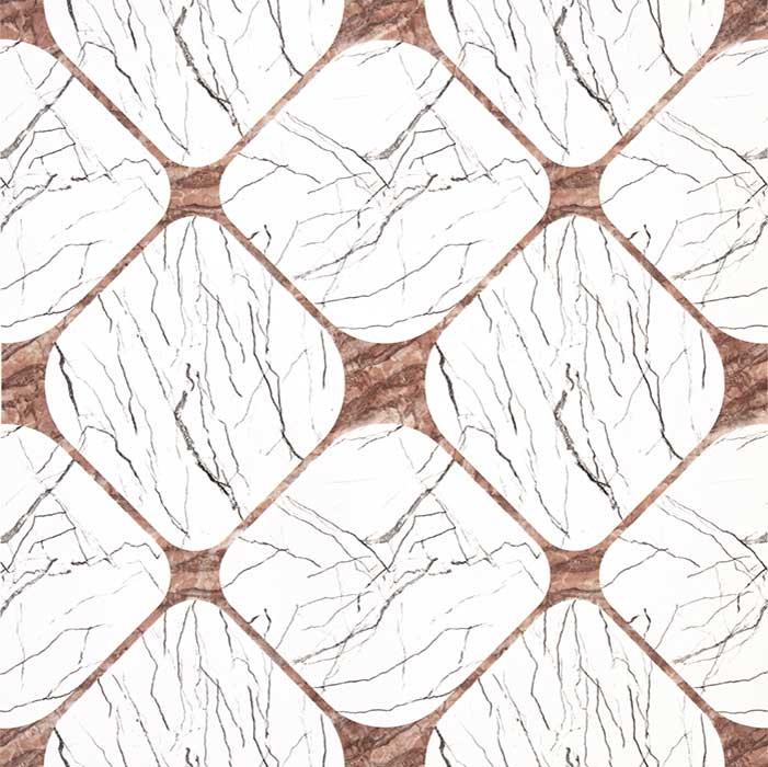 Hot stamp tile PVC code TH-147