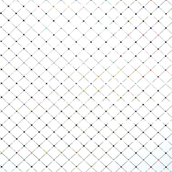 Hot stamp tile PVC code TH-15
