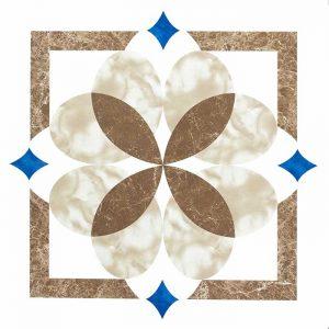 Hot stamp tile PVC code TH-161